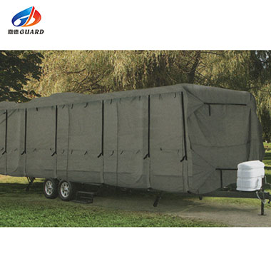 Universal Fit RV Cover Caravan Class B Cover Grey