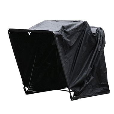 MOTORCYCLE SHELTER